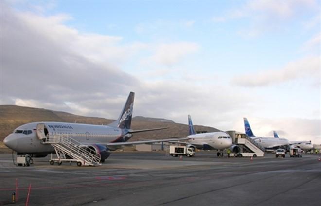 Forsat vækst på Vagar Lufthavn