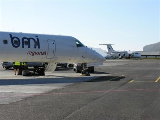 New passenger-record expected for Faroe Islands airport
