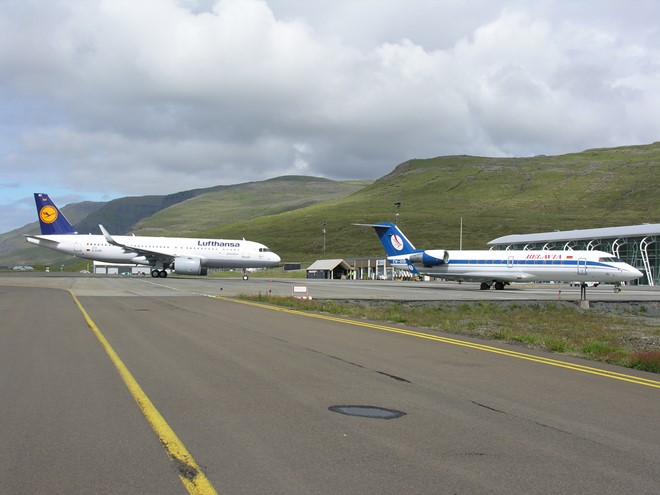 Lufthansa i Føroyum