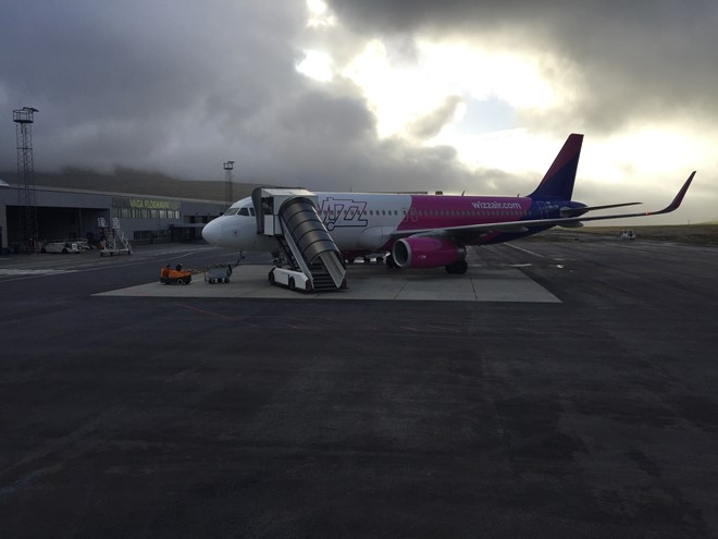 Continued growth at Faroe Islands airport (2)