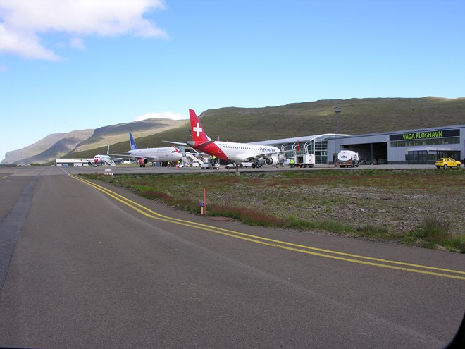 OVER 25 PER CENT PASSENGER-GROWTH AT FAROE ISLANDS AIRPORT