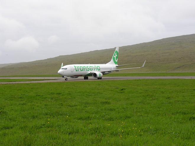 Transavia sets new record on the Faroe Islands