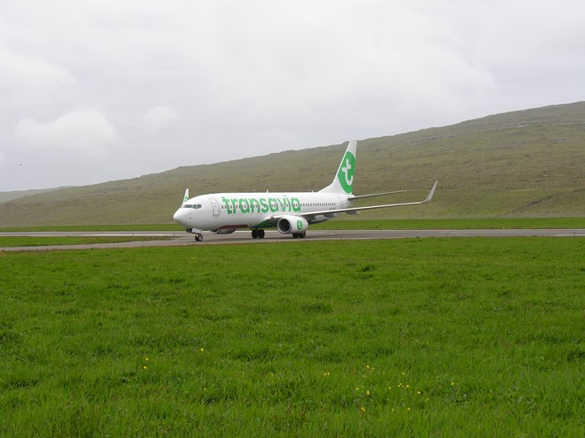 Transavia sets new record on the Faroe Islands