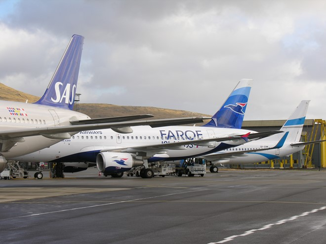 Over 300.000 passengers at Faroe Islands airport for the first time